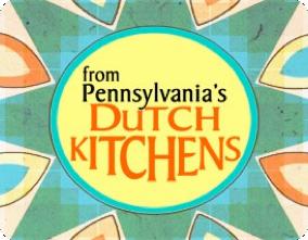 PA Dutch Kitchen | Film Score