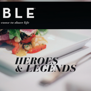 TABLE Magazine | Heroes & Legends
