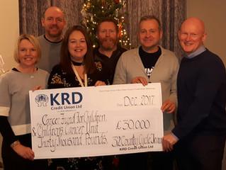 Grand Total of £30,000