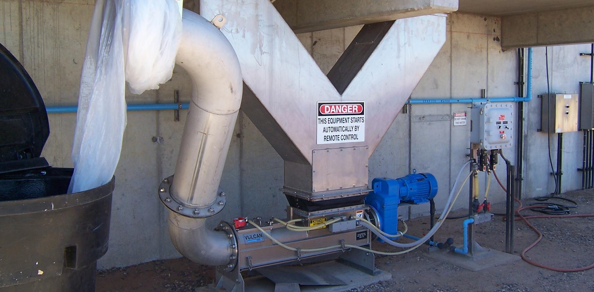 Vulcan EWP wash press