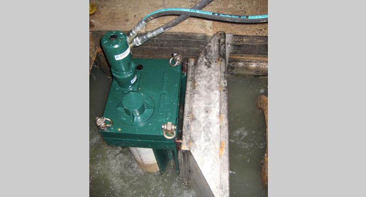 JWC Channel Monster grinder with custom framework