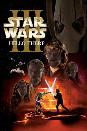 """""""Star Wars 111. Hello There""""  byRiley"""