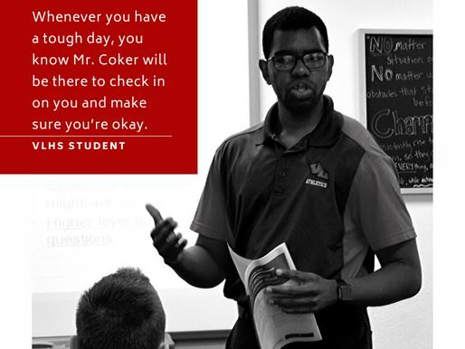 Mr. Fabian Coker