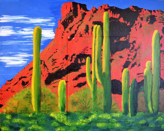 """Desert Gateway"" by Samantha"