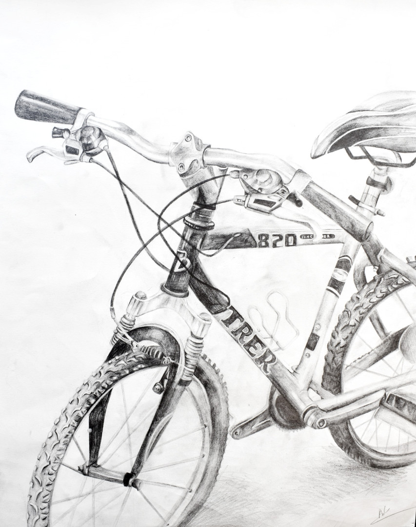 """Bike"" by Anh"