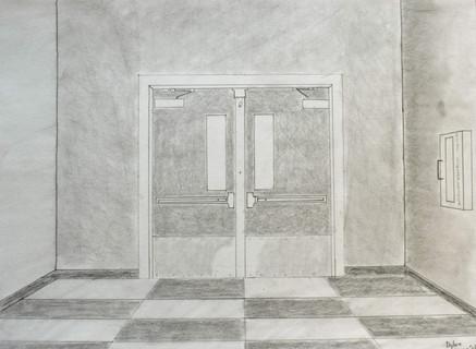 """Hallway"" by Dylan M"