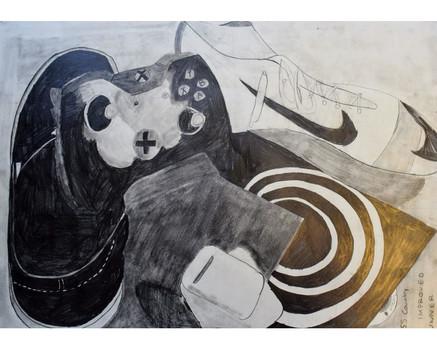 """Symbolic Still Life"" by Jonathan D"