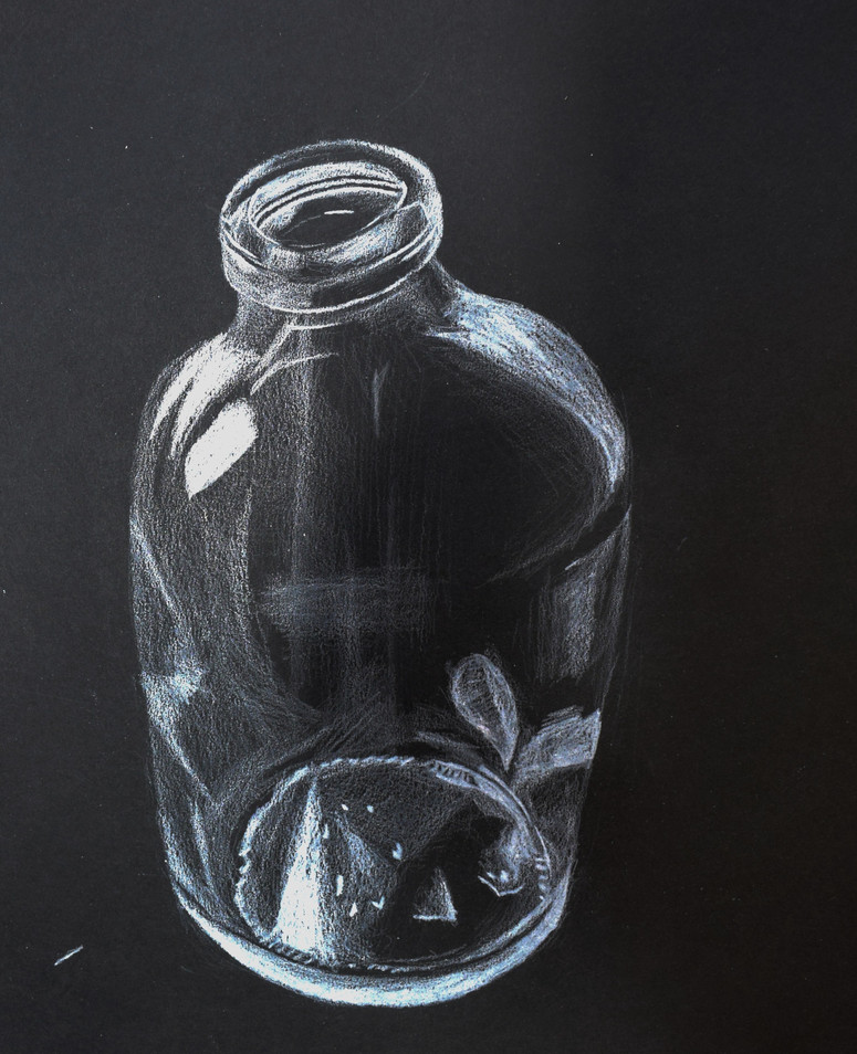 """""""Bottle"""" by Anh"""
