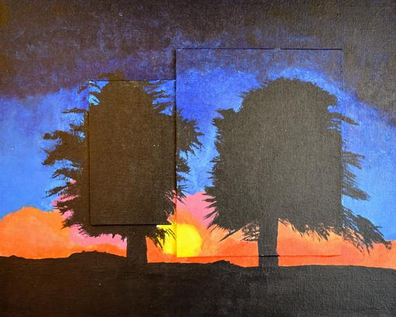 """""""Sunset City"""" by Kayla"""