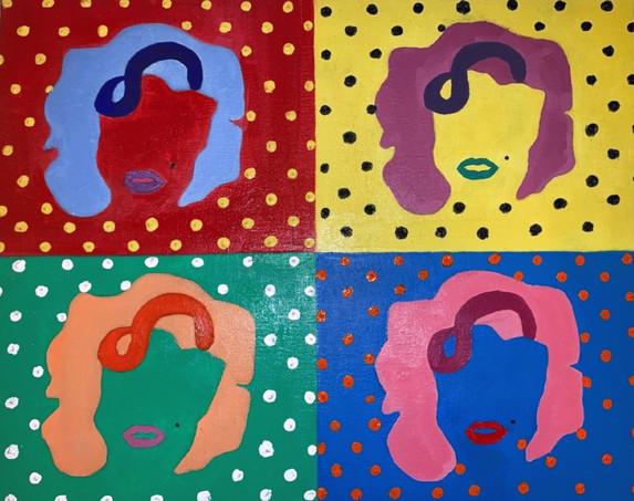 """""""Marilyn"""" by Kayla"""