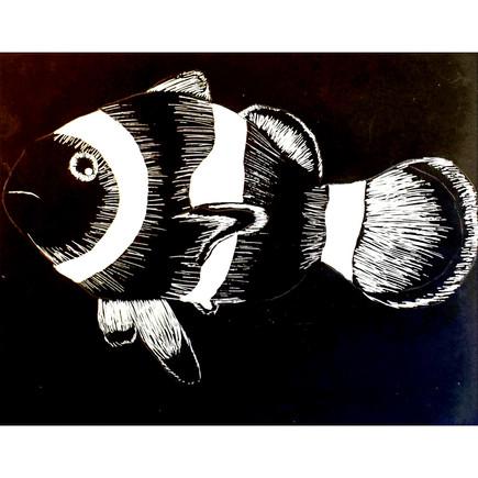 """Clown Fish"" by Jackson"