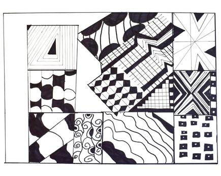 """""""Zentangles"""" by Daniel"""