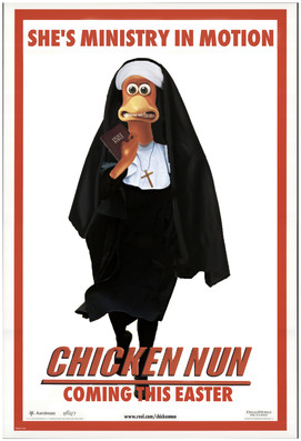 """Chicken Nun"" by Joshua"