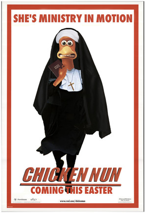 """Chicken Nun"" by Joshua"