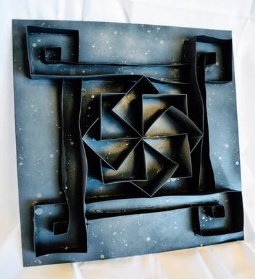 """An Abundance of Mostly Irregular Polygons"""" by Nicolaas"