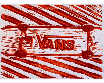 """""""Vans Skateboard"""" by Jadyn"""