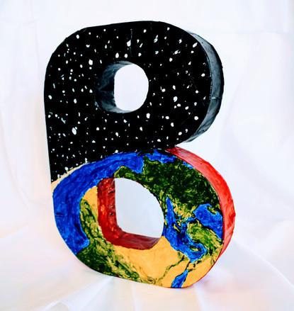 """""""Space is B"""" by Luke"""