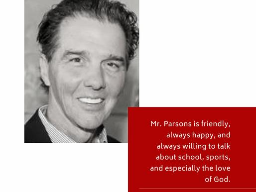 Mr. Bob Parsons