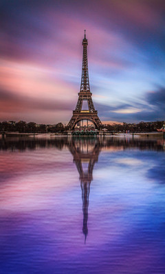 """Paris Lights"" by Naomi"