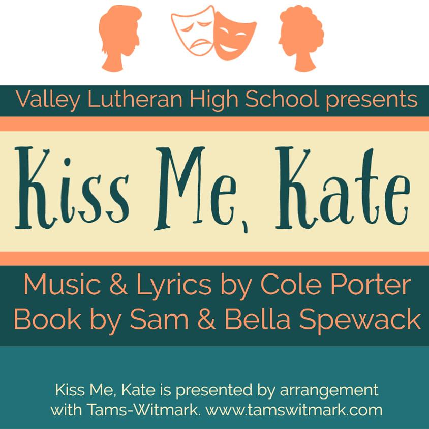 Saturday Night - Kiss Me, Kate