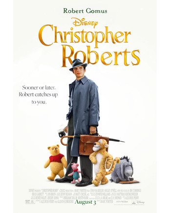"""""""Christopher Roberts"""" by Andrew"""