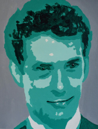 """""""Young Tom Hanks"""" by Sloane"""