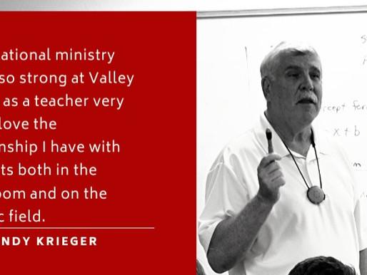 Mr. Randy Krieger