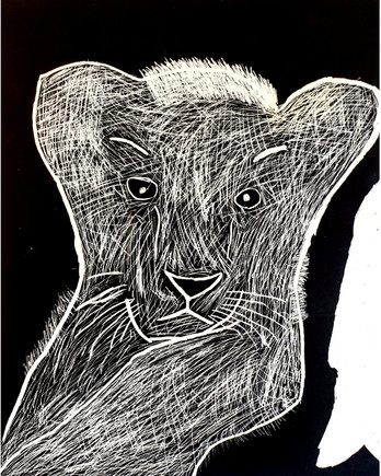 """""""The Baby Lion"""" by Seth"""