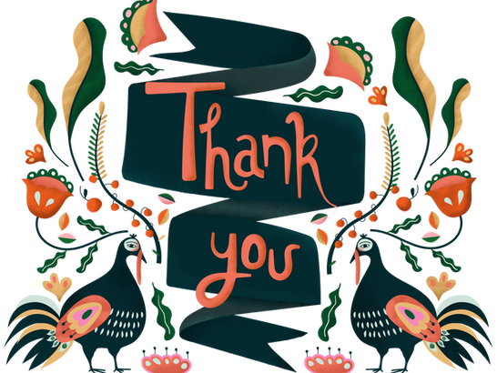 Expressing Your Gratitude