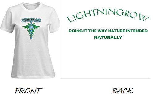 Womens Anvil T-shirt # 1279L3