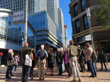 Terugblik; Dagexcursie Rotterdam, AFFR
