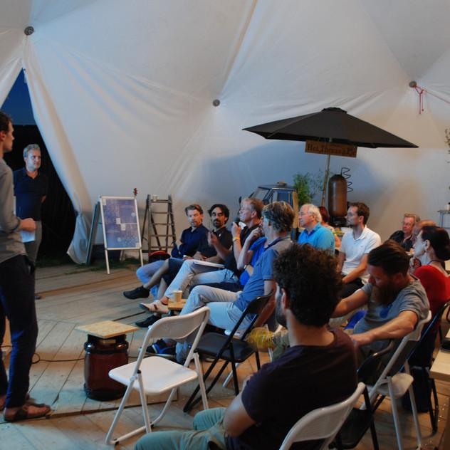 Ideeënpresentatie: Wonen aan de Waal