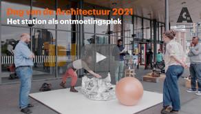 DvdA 2021: Het station als ontmoetingsplek