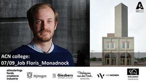 ACN college: Job Floris, MONADNOCK