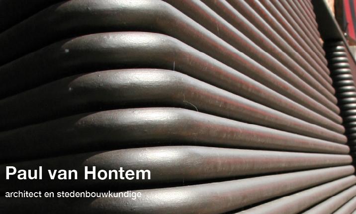 """""""De geest van de plek"""" over regionaal architect Paul van Hontem"""