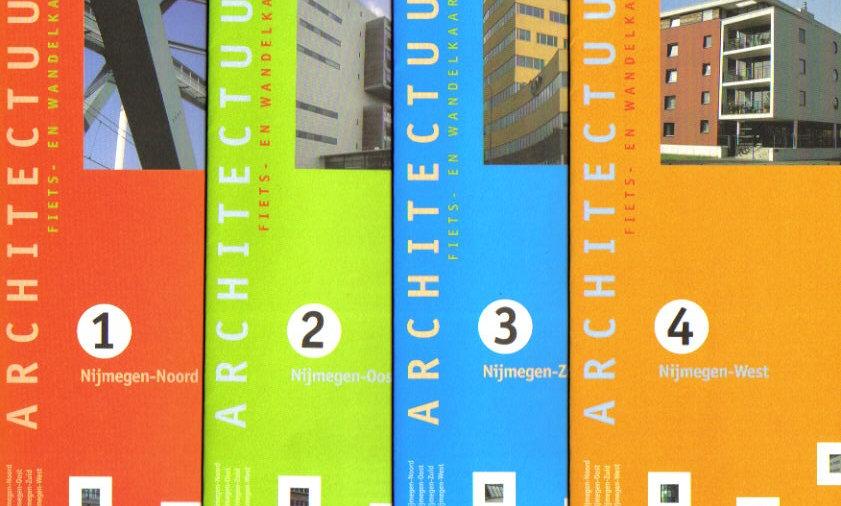Architectuurroutes Nijmegen: Noord-Oost-Zuid-West