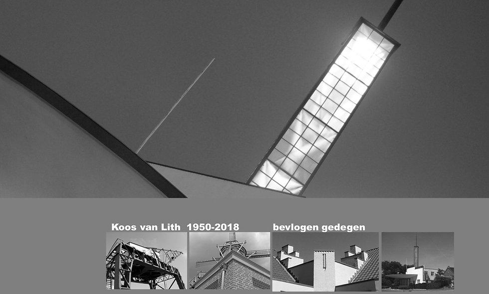 """""""Koos van Lith - bevlogen gedegen"""" door Maarten de Vletter"""