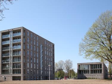 18. Nieuwbouw appartementen Malvert