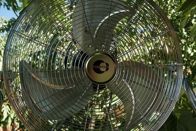 #fan #solar #outdoor