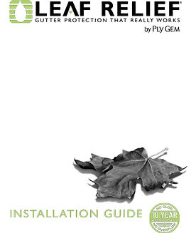 Leaf Relief Installation Guide