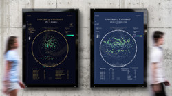Universe of University 데이터시각화 by 탠저블비츠