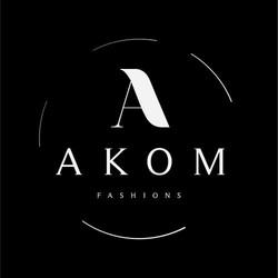 AKom Fashions Logo