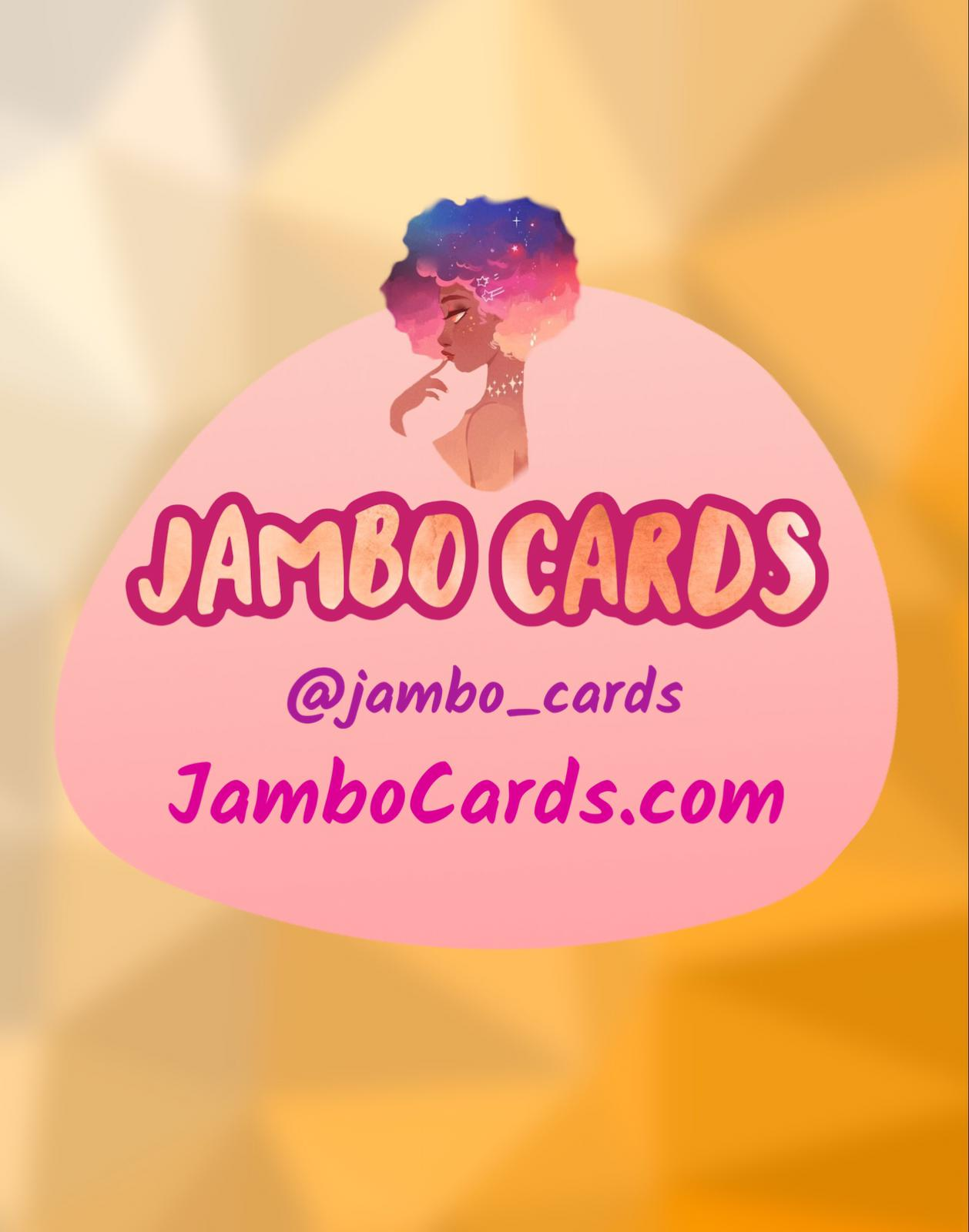 Jambo Cards logo NEW