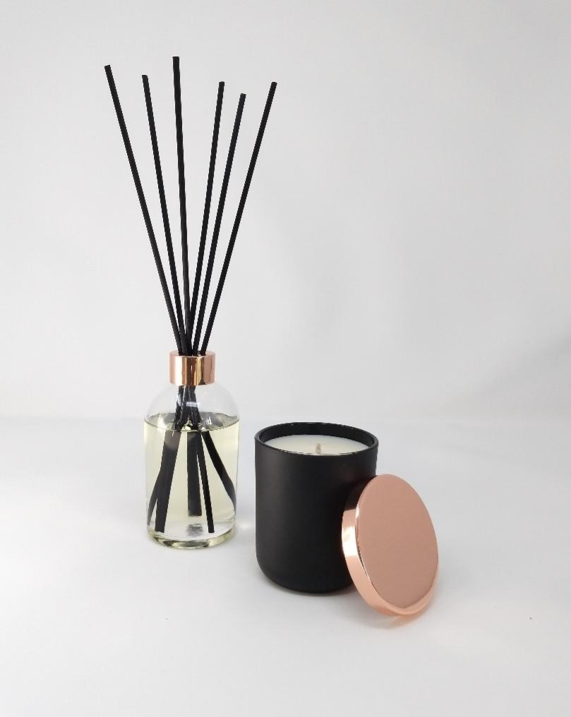 AMBER NOIRE CANDLE & DIFFUSER