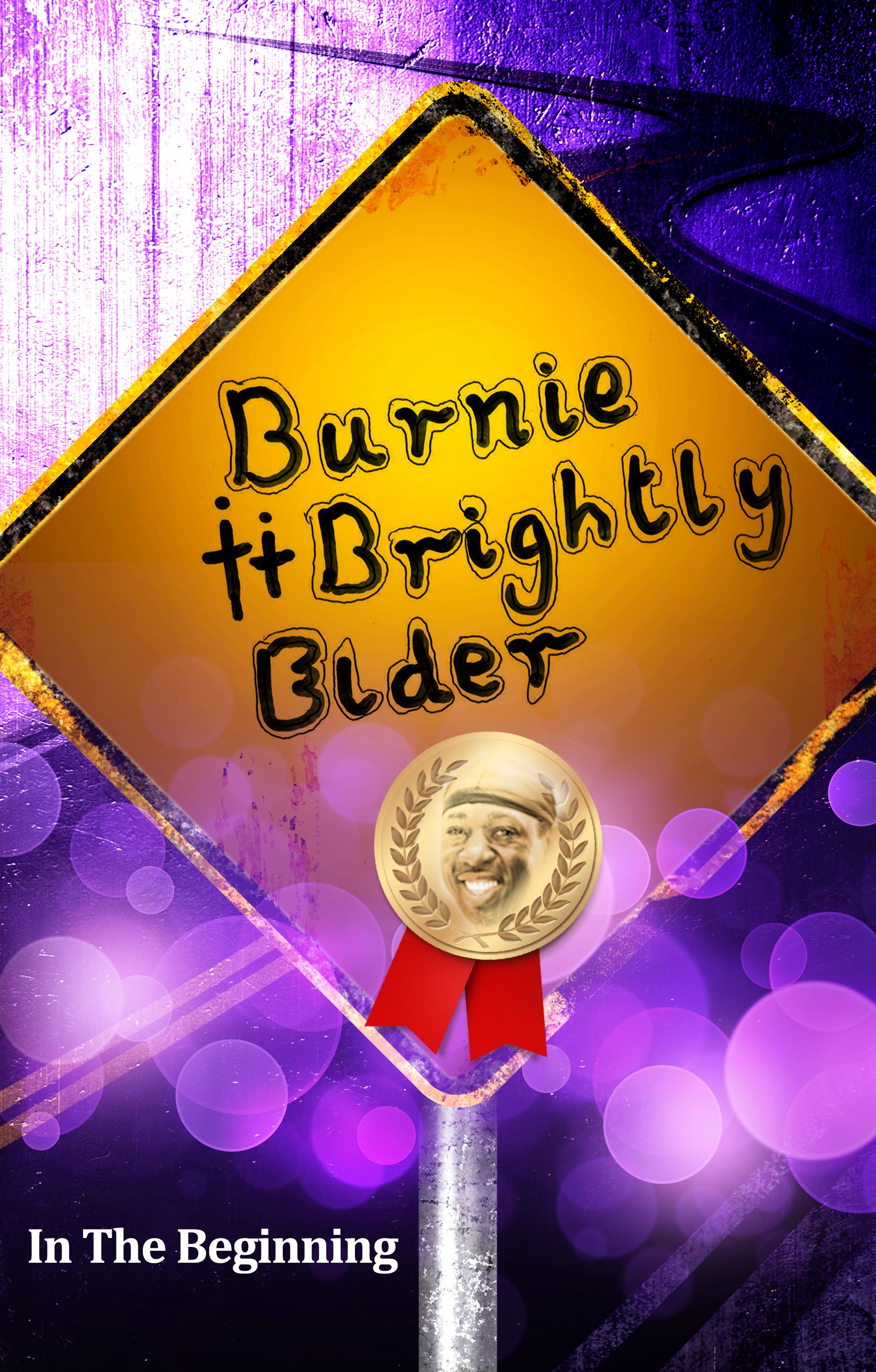 Burnie Brightly's cover
