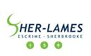Logo club d'escrime Sher-Lames.png