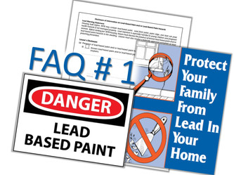 Video Blog 3/30/2020 - Lead Paint FAQ #1 & Longest Affordability Period?