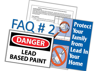Video Blog 3/31/2020 - Lead Paint FAQ #2 & Count Social Security Net Income?