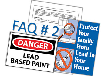 Video Blog 3/31/2020 - Lead Paint FAQ #2 & Count Social Security Net Income?