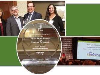 An Award-Winning Partnership!